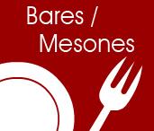 Bares/Mesones